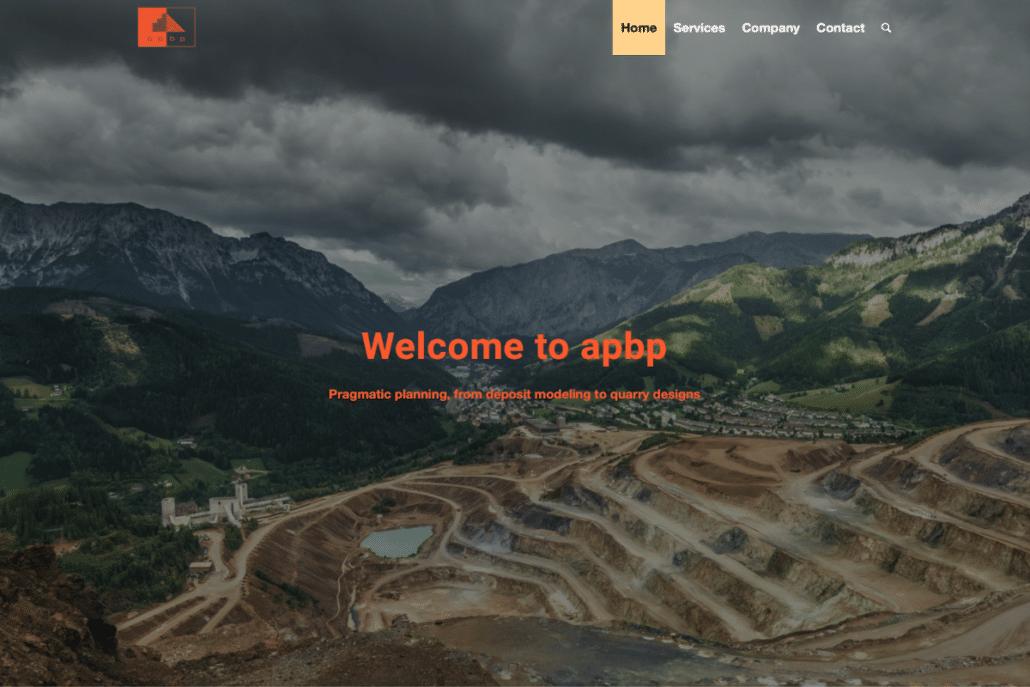 APBP Consulting Website